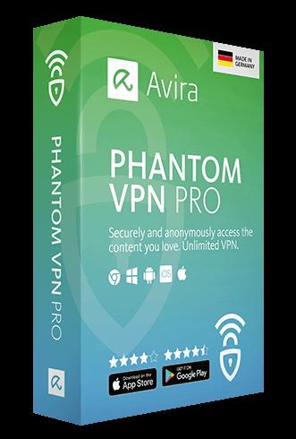 Avira Phantom VPN Review