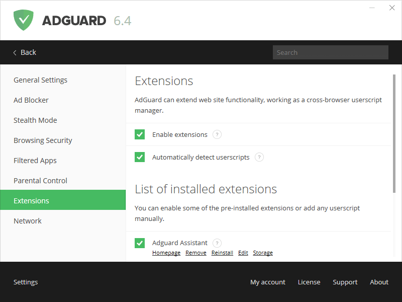 adguard windows all in one