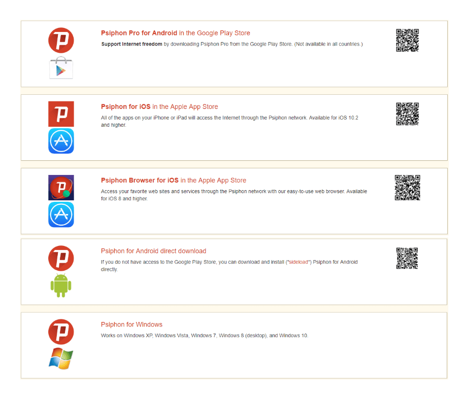Psiphon Browser