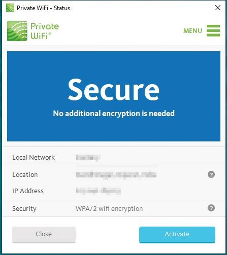 Private WiFi VPN Review - VPNCrew