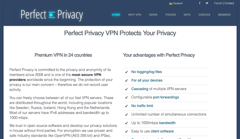 Top Five VPN for the USA - VPNCrew